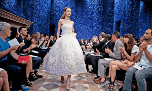 Christian Dior Haute Couture by Raf Simons Fall/Winter 2012