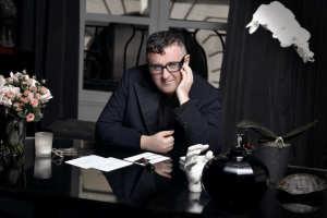 Alber Elbaz of Lanvin: Interview | In the Studio