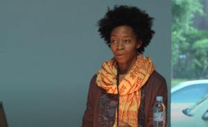 Kara Walker Speaks About Her Art