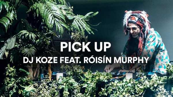 DJ Koze - Pick Up feat. Róisín Murphy | Live at Sydney Opera House