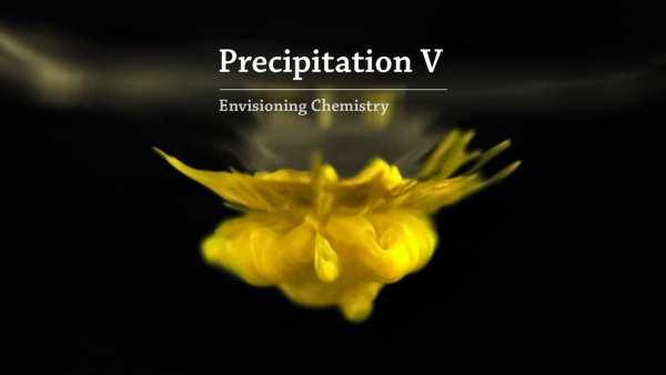 Envisioning Chemistry: Precipitation V