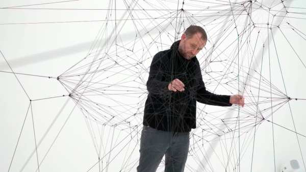 Tomás Saraceno: The Art of Noticing
