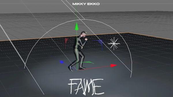 Mikky Ekko on Fame
