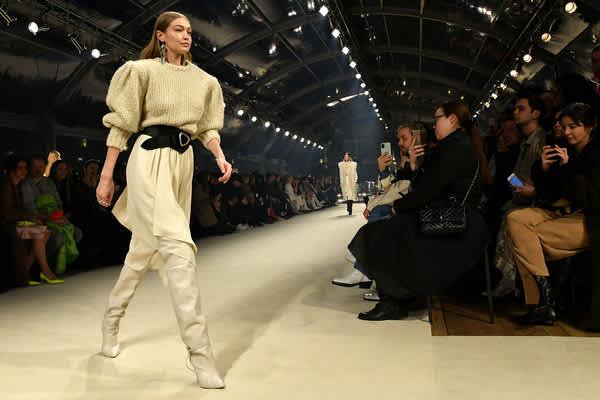 Isabel Marant Fall-Winter 2020 Show