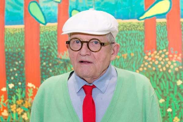 David Hockney: The World is Beautiful