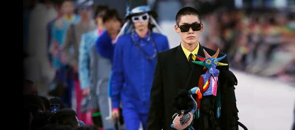 Louis Vuitton Men's Spring-Summer 2021 Show in Tokyo