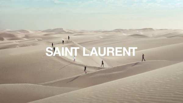 SAINT LAURENT - WOMEN'S SUMMER 21