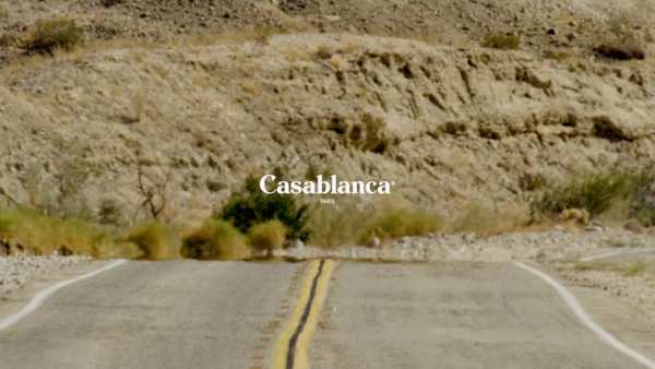 Casablanca AW19 Collection - The Road Not Taken