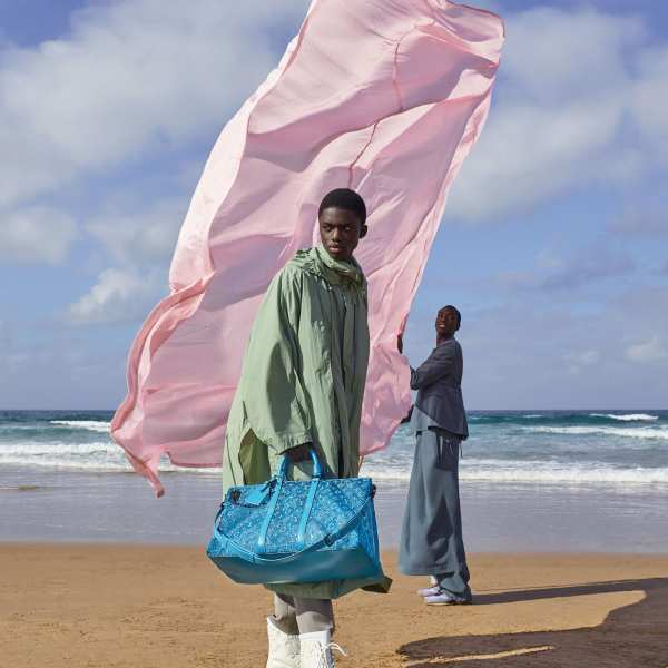 Louis Vuitton Men's Spring-Summer 2020 Campaign