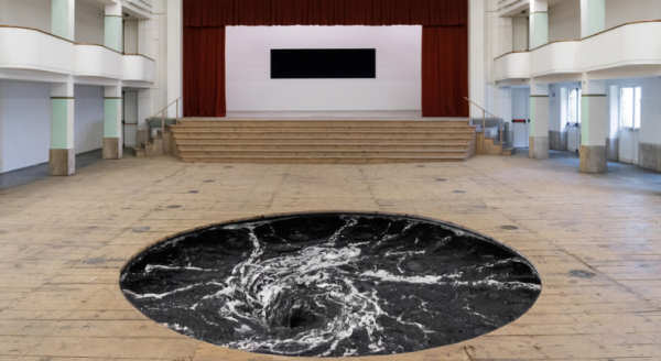 ANISH KAPOOR 'Descension' solo show