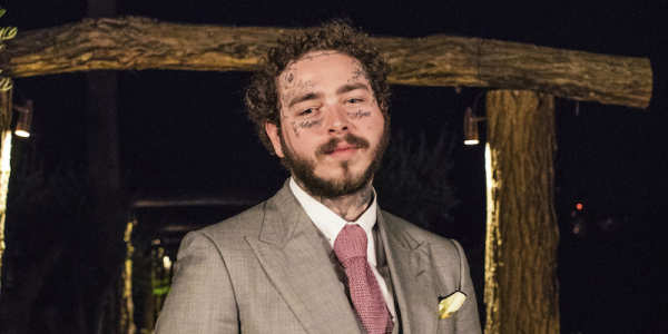 Post Malone: 'Hollywood's Bleeding' Interview