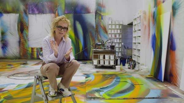 Katharina Grosse Interview: On the Edge of Something Else