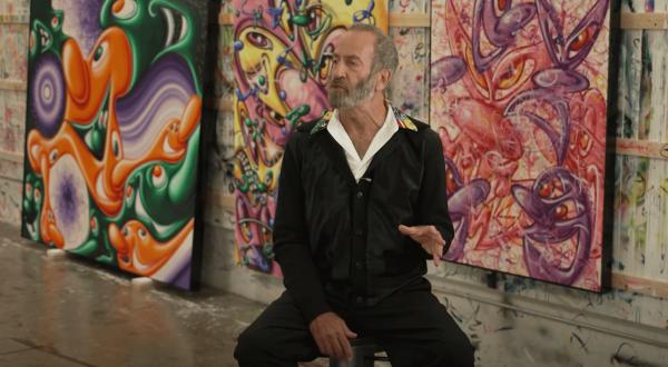 Kenny Scharf Talks about the Fall 2021 Dior Men's Show with Fai Khadra