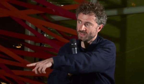 Thomas Heatherwick Dezeen Talks