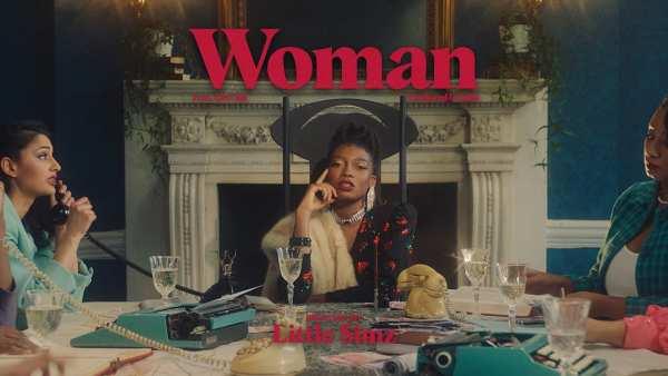 Little Simz - Woman ft. Cleo Sol