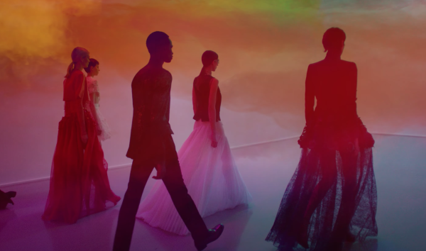 Givenchy Haute Couture Spring Summer 2019 collection captured by Neil Krug