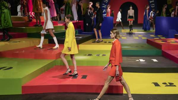 The Dior Spring-Summer 2022 Show