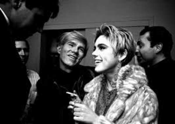 Andy Warhol & Edie Sedgwick on the Merv Griffin Show 1965