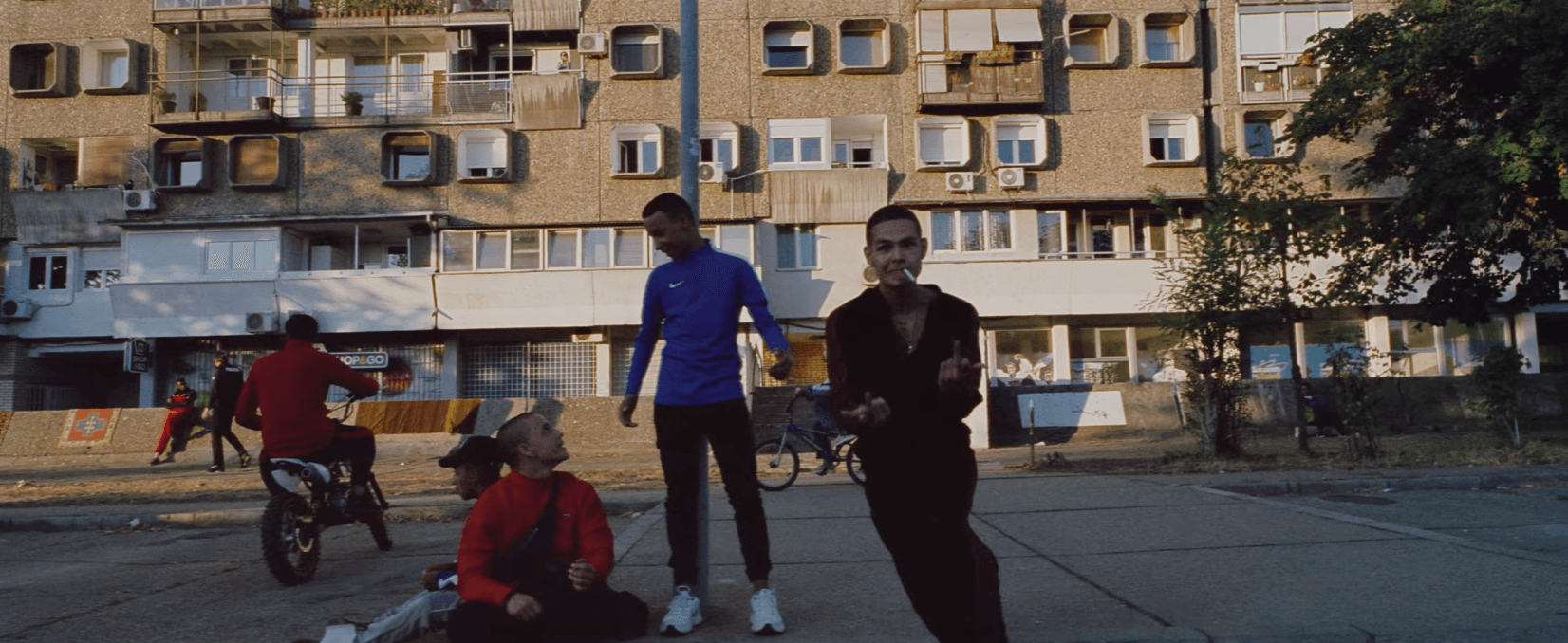 Mura Masa - Deal Wiv It with slowthai ft. slowthai