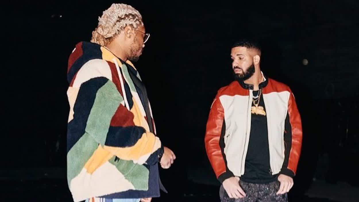 Future - Life Is Good ft. Drake