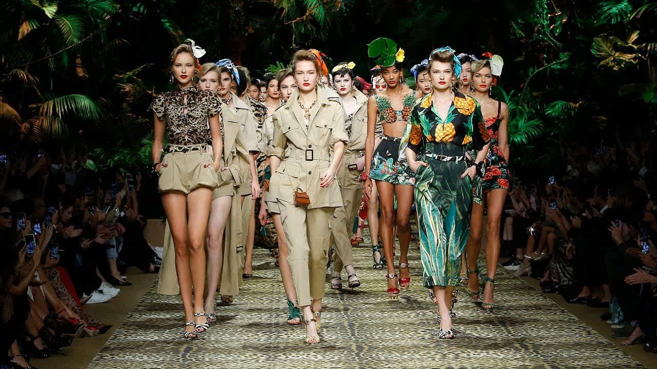 Dolce&Gabbana Spring Summer 2020 Women's Fashion Show