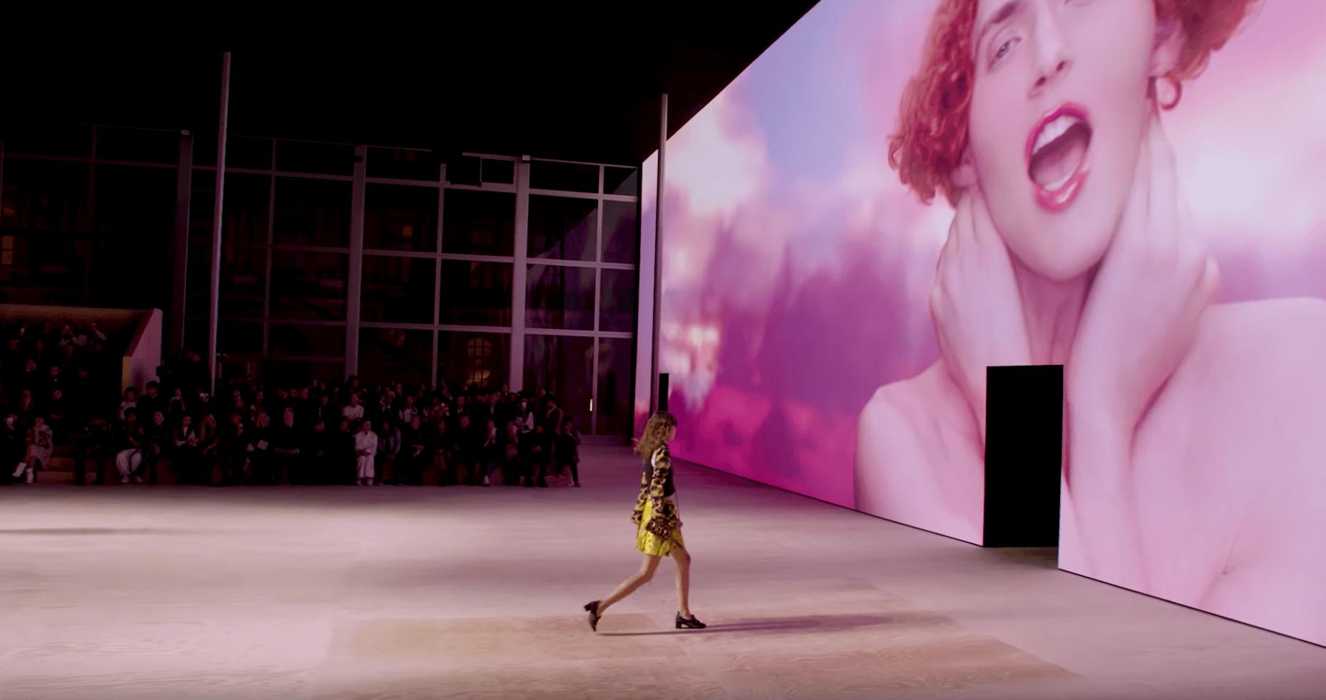 Louis Vuitton Womenswear Spring Summer 2020