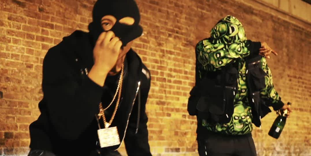 Skepta x Suspect - Look Alive (BlocBoy JB & Drake Remix)
