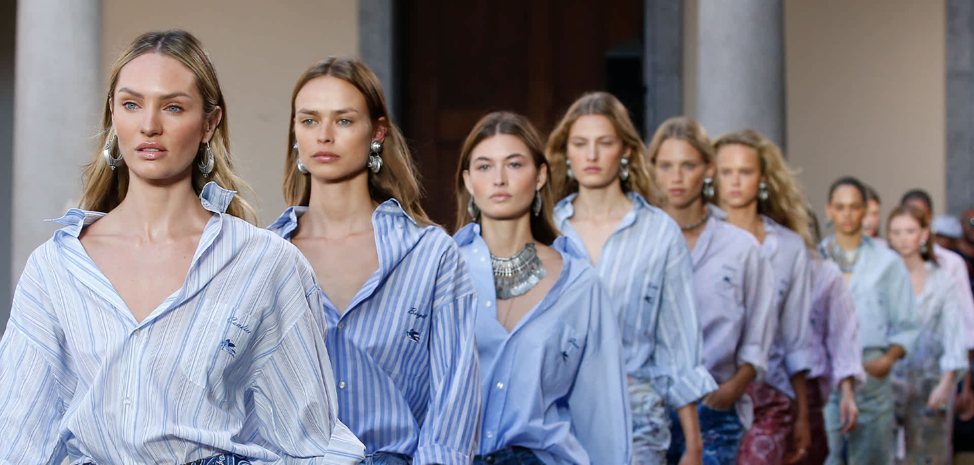 Etro Womens Spring Summer 2020 Collection