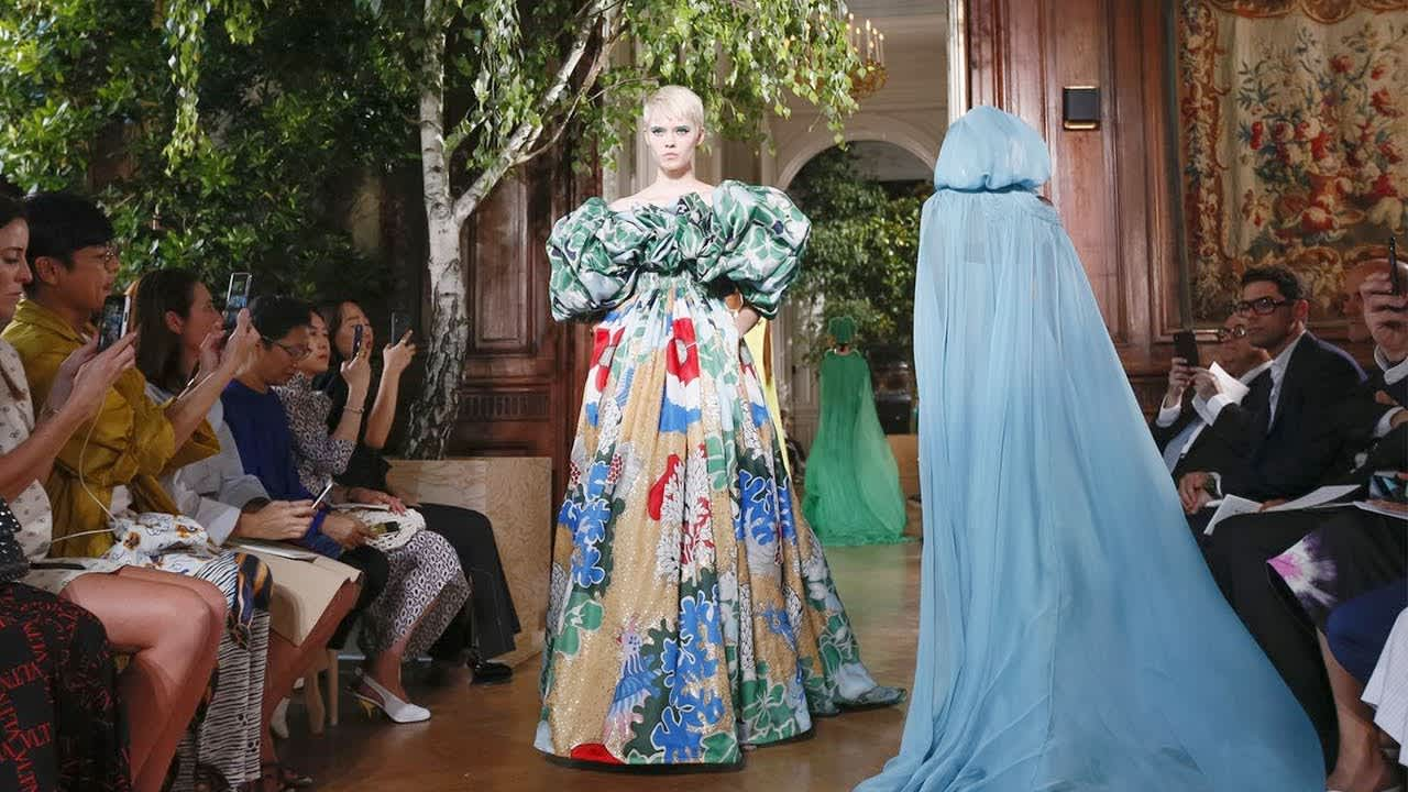 Valentino Haute Couture Fall Winter 2019-2020