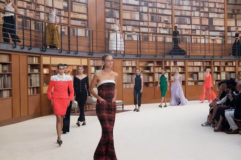 Chanel Haute Couture Fall Winter 2019-2020
