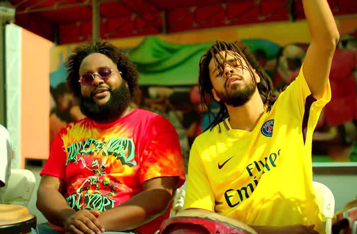 Bas & J.Cole - Tribe