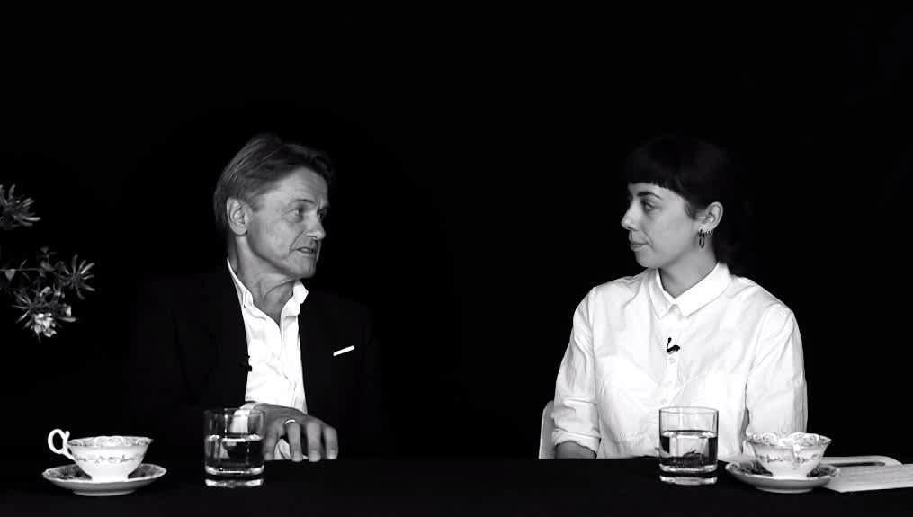 Dries: Interview - Reiner Holzemer