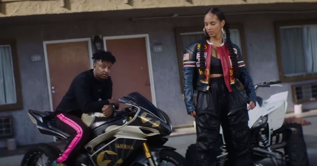 Alicia Keys - Show Me Love ft. 21 Savage, Miguel