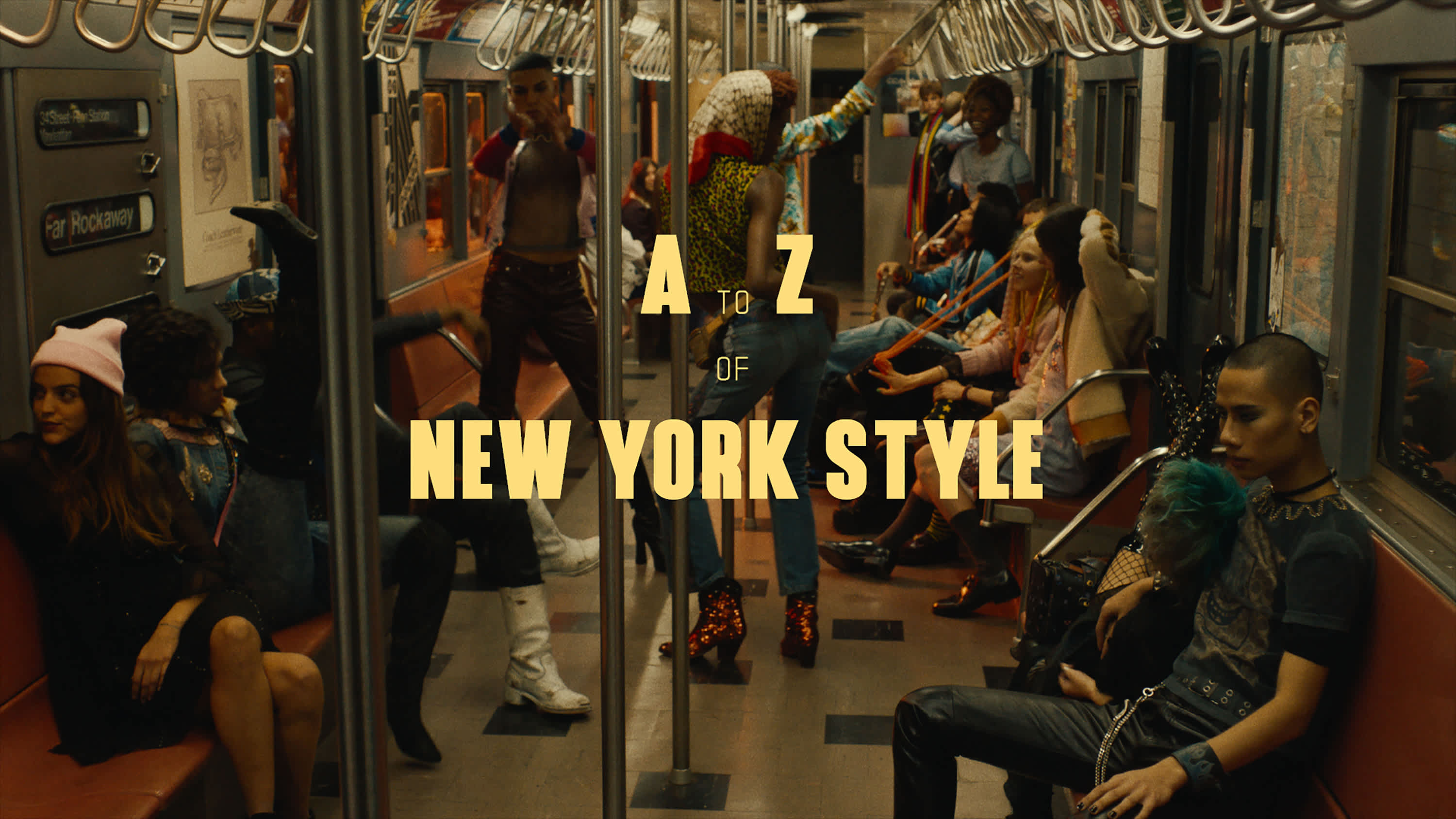 A-Z of New York Style
