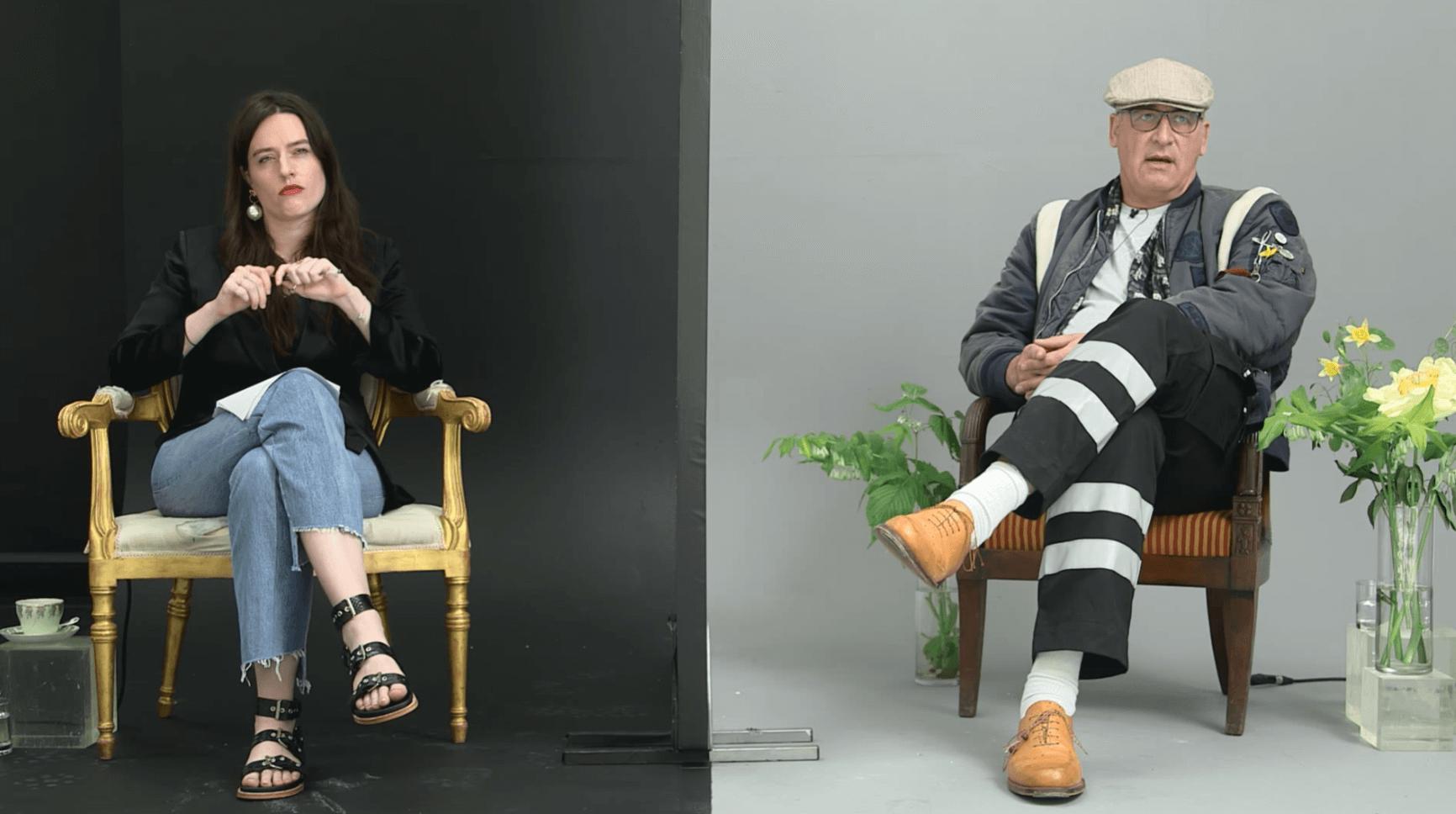 In Fashion: Mark Lebon