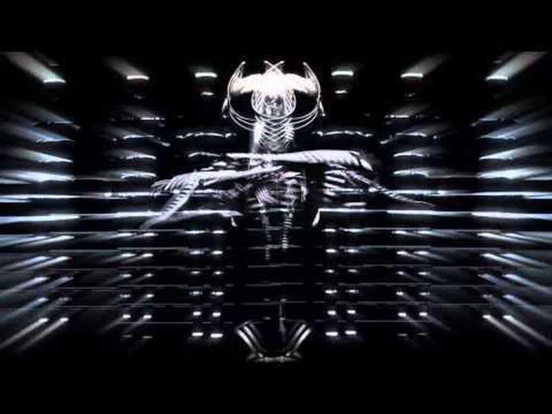 Visions Couture at Le Printemps - Gareth Pugh by Nick Knight