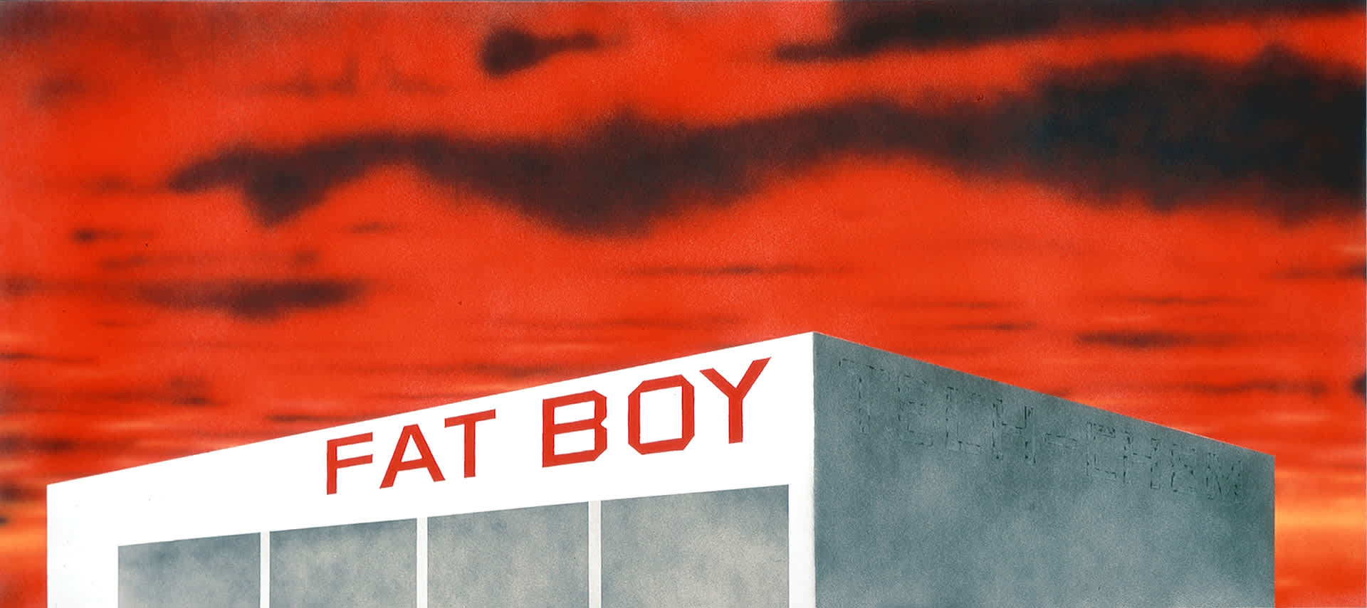Ed Ruscha: Buildings and Words