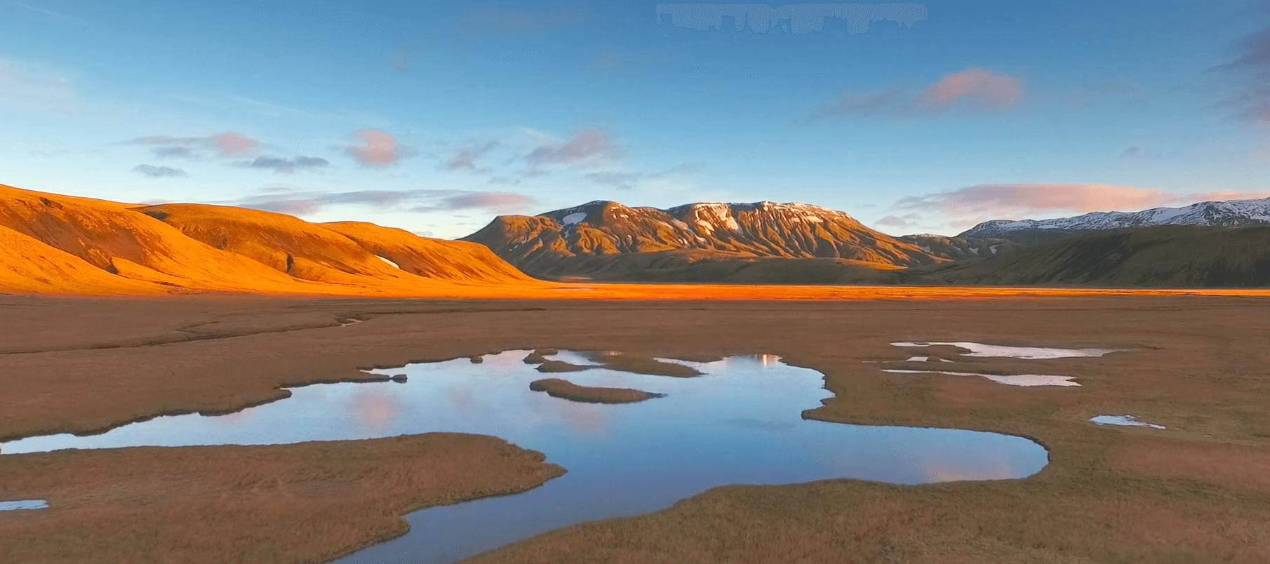 Flying over Iceland (Part. II)