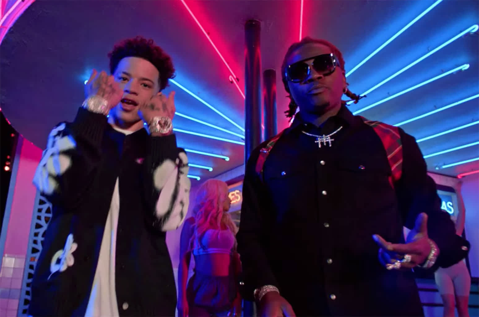 Lil Mosey - Stuck In A Dream ft. Gunna