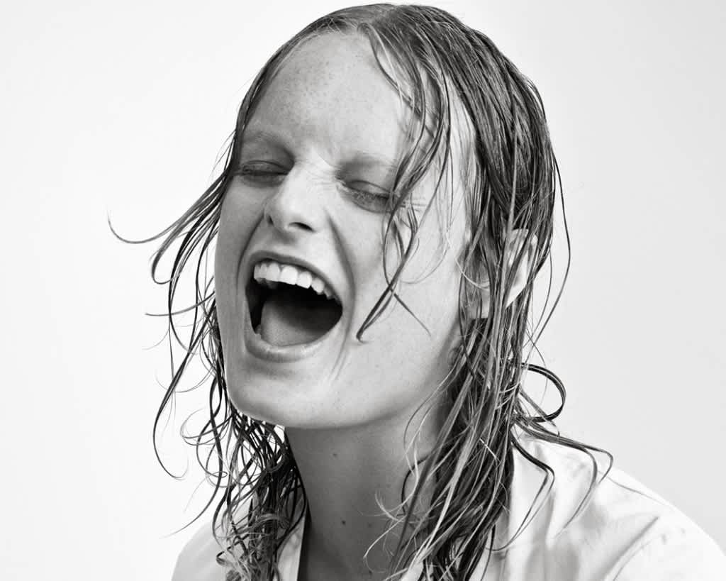 The Mutiny of Hanne Gaby Odiele