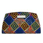 Ankara female clutch purse