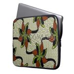 Durable Ankara Laptop bag