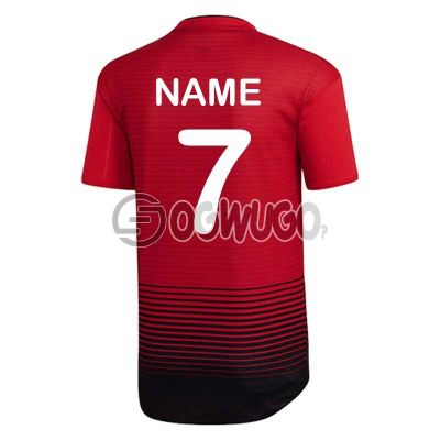 Jersey Prints (Name and Number)