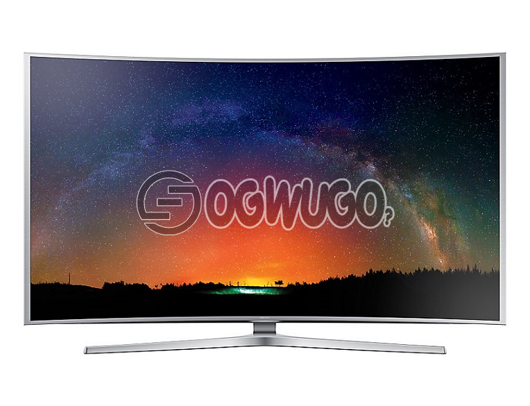Samsung 55inch Curved Smart 4K Suhd TV Spectacular SUHD with 1900 PQI UHD upscaling enhances the quality of all of your viewing: unable to load image