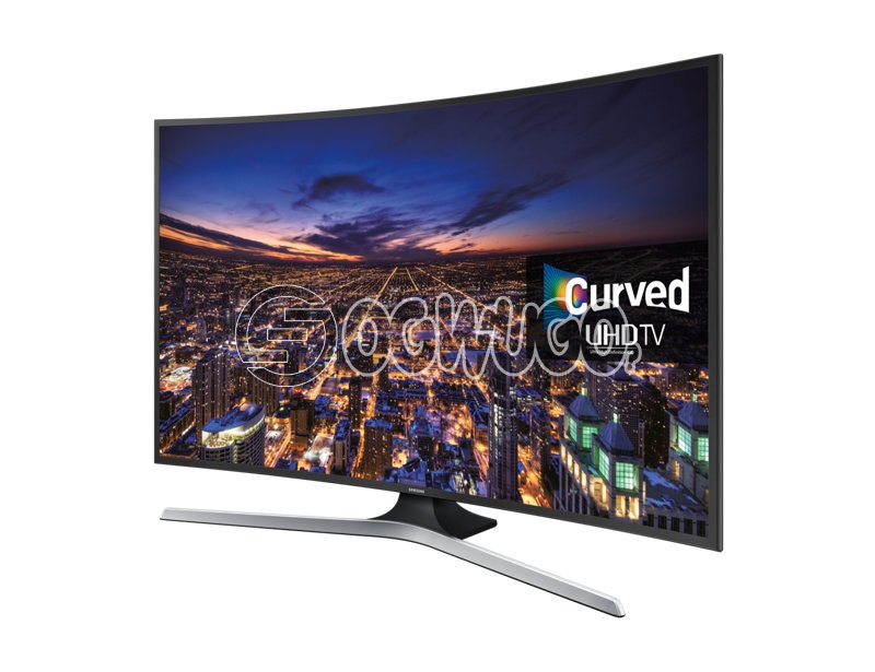 48-inch UHD 4K Curved Smart JU6740 Series 6 LED TV The most superior UHD picture quality experience