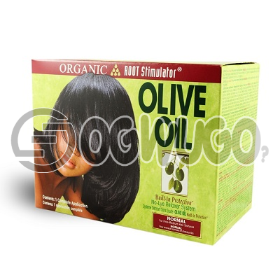 Organic Root Simulator No-Lye Hair Relaxer