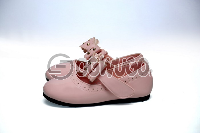 Bear kids shoe(peach)