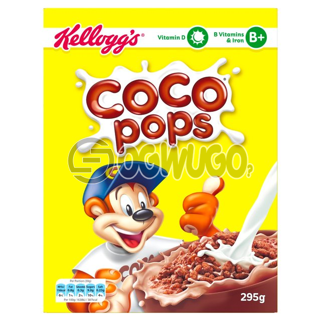 Coco Pops: unable to load image