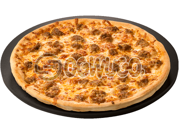 Sausage Pizza (MEDIUM) Freshly made and ideal for Parties, get together and sit outs. sweet and refreshing.: unable to load image
