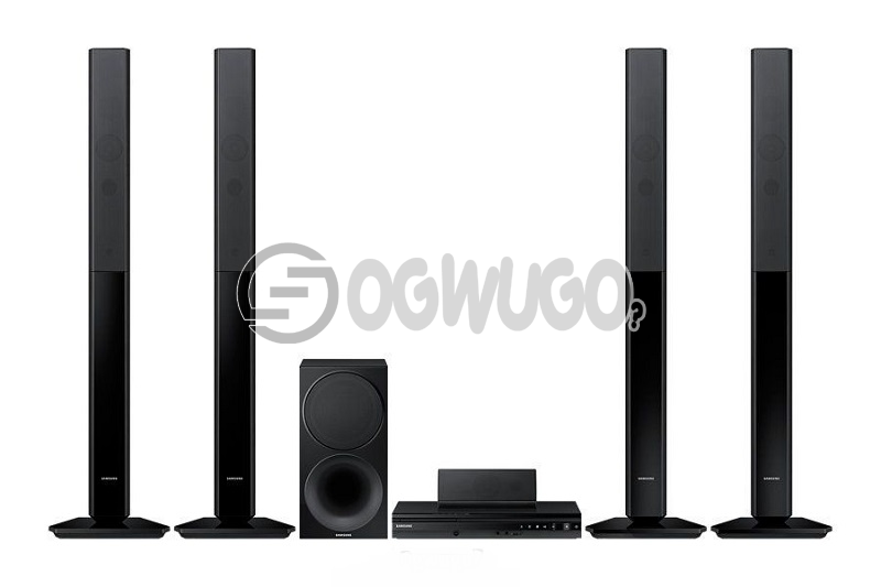 Samsung HT-F455k Home Theater, High quality surround sound from your TV and Upscale your Media collection.: unable to load image